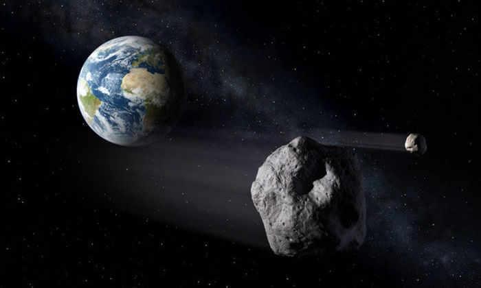 НАСА планирует поймать астероид
