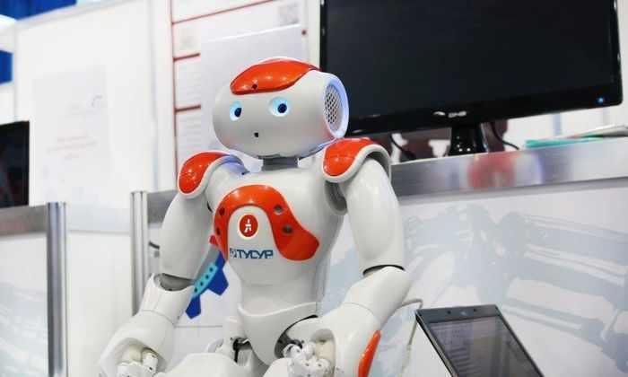 В России придумали робота для гиперактивных детей
