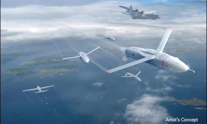 Американские истребители защитят от ракет с помощью