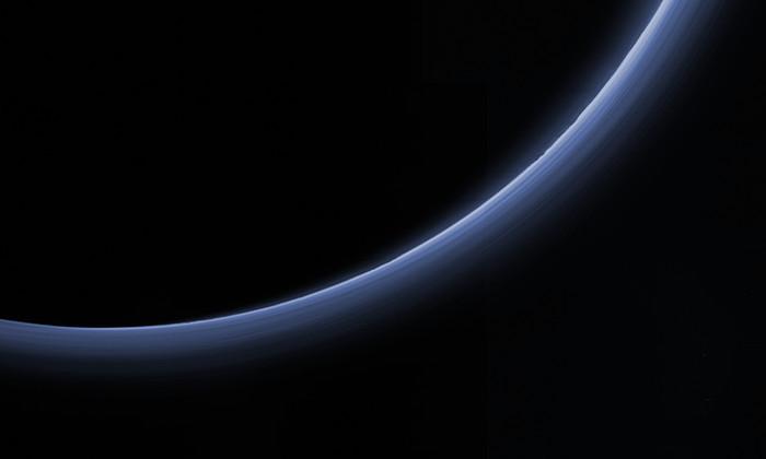 Ученые допустили возможность зарождения жизни на Плутоне