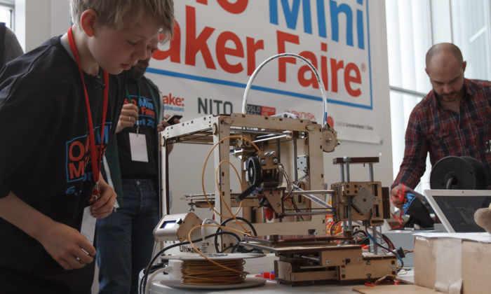 Самый крупный российский 3D-принтер презентуют на Maker Faire-2016 в июле