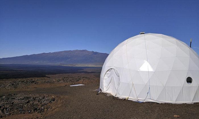 США запустили длительный эксперимент, имитирующий полет наМарс