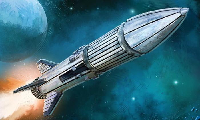 Испытан первый в мире ракетный двигатель из пластика