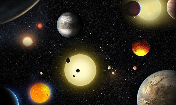 У ближайшей солнцеподобной звезды нашли четыре планеты размером с Землю