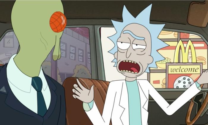 «Рик и Морти»: в сети появилась премьерная серия 3 сезона