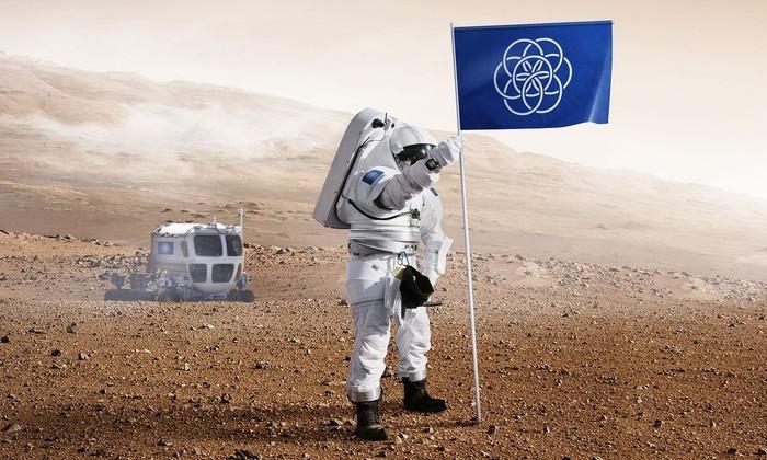 Человеку нужно генетически модифицировать тело, чтобы выжить на Марсе