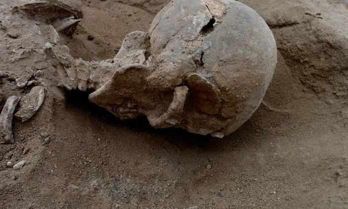 Археологи нашли следы первой войны в истории человечества
