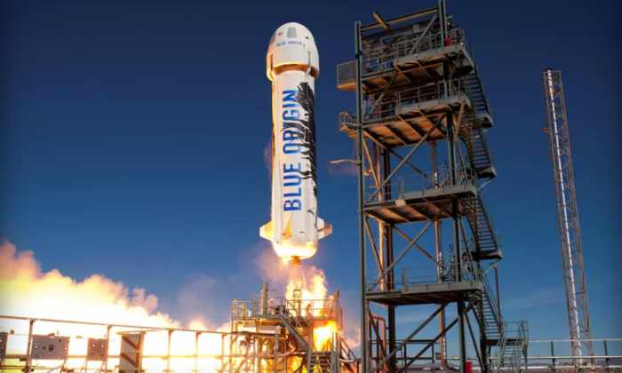 Прямой эфир: Blue Origin испытает систему эвакуации экипажа 5 октября
