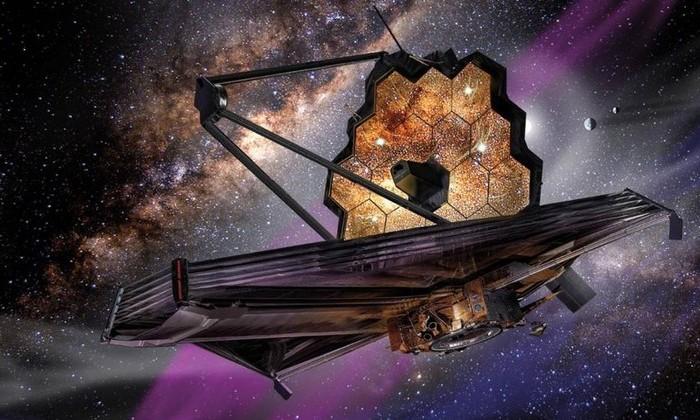 Как супертелескоп Джеймса Уэбба будет искать жизнь во Вселенной