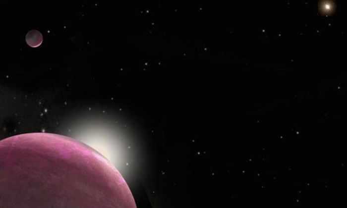Ученые впервые открыли звездных близнецов, расположенных так близко друг к другу