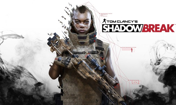 Ubisoft анонсировала Tom Clancy's ShadowBreak для iOS и андроид