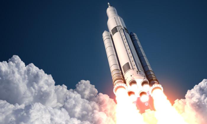 Видео 360˚: NASA тестирует двигатель для полета на Марс