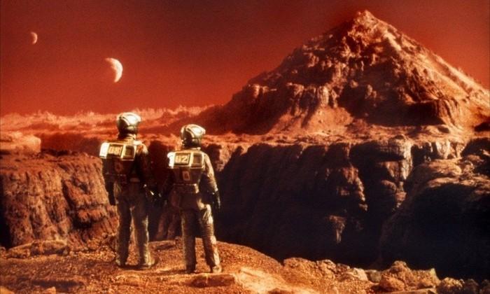 NASA опубликовало поэтапный план колонизации Марса