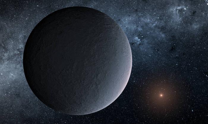 Обнаружена планета-«льдышка» размером с Землю