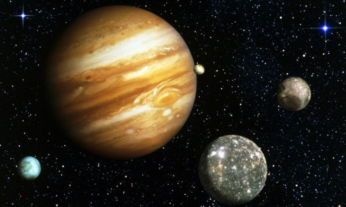«Хаббл» заснял противостояние Юпитера