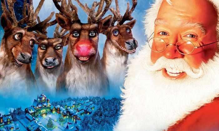 Теперь ясно, почему Санта не застревает в дымоходе: теория относительности