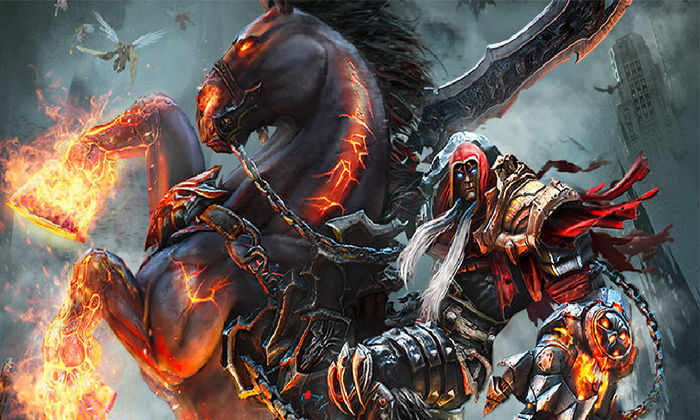 Обзор Darksiders Warmastered Edition