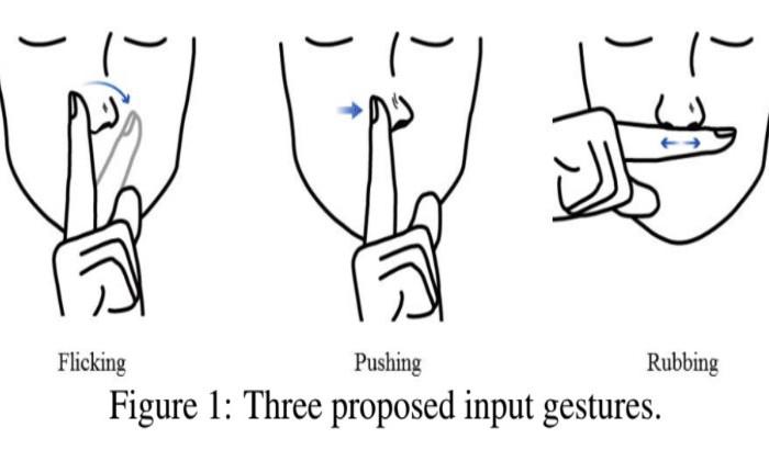 Умные очки позволят управлять телефоном с помощью носа