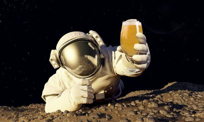 Американские студенты нашли способ сварить пиво на Луне