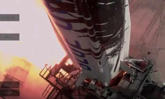 Blue Origin впервые запустили в прямом эфире