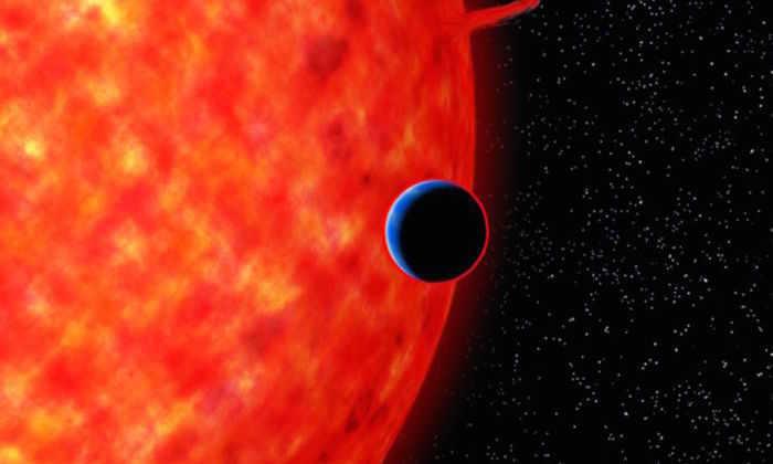 Открыта самая массивная экзопланета размером с Нептун