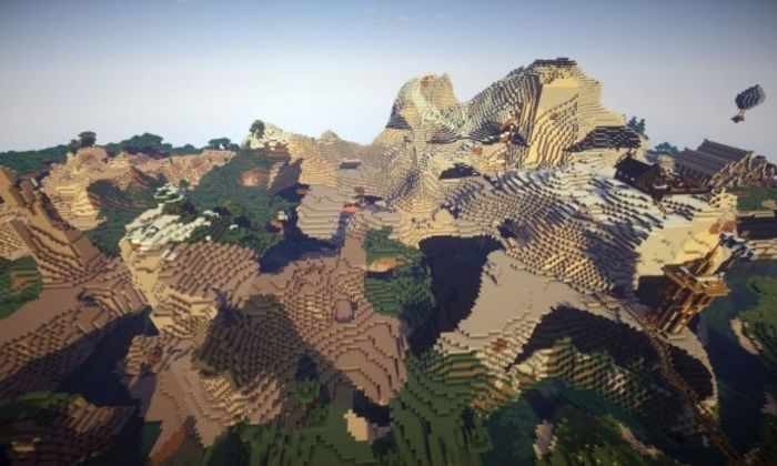 Minecraft хотят использовать в учебном процессе