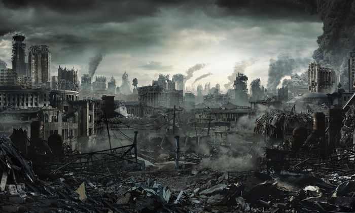 Пентагон учится воевать в больших городах и под землей