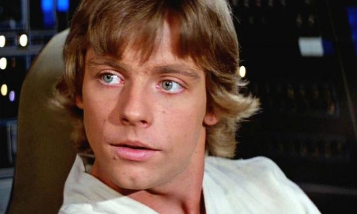 Марк Хэмилл показал свой первый снимок в образе Люка Скайуокера