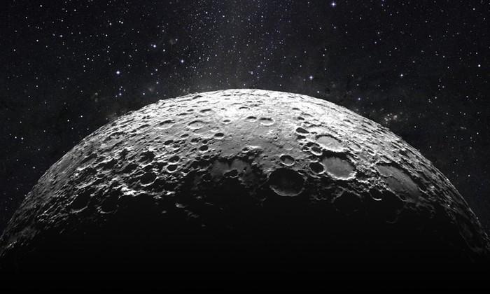 Приземлиться на Луну от первого лица. Мини-фильм
