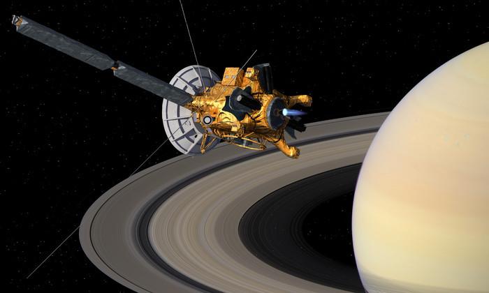 Зонд Cassini