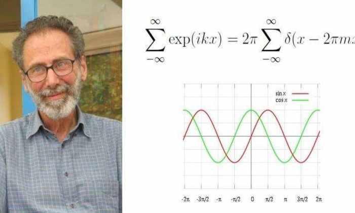 Математик обнаружил решение формулы Пуассона в прошлом
