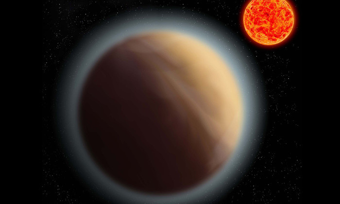У землеподобной планеты впервые обнаружили атмосферу