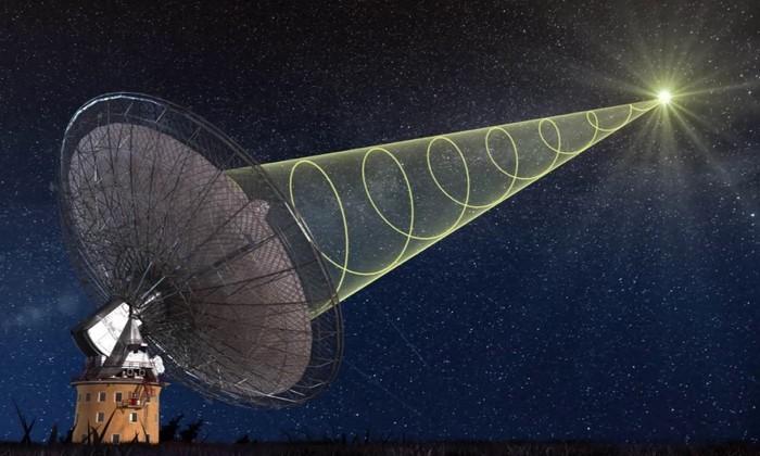 Доказано внеземное происхождение таинственных радиовспышек