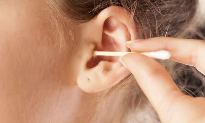 Ватные палочки опасны для ушей