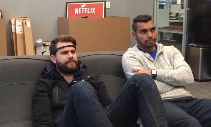 Инженеры из Netflix за день разработали ТВ-пульт, управляемый силой мысли