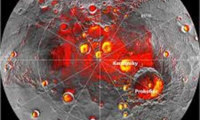 Космический корабль NASA обнаружил на Меркурии воду и следы органики