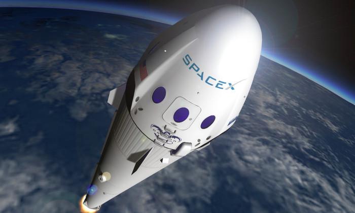 SpaceX поможет запустить космическое кладбище
