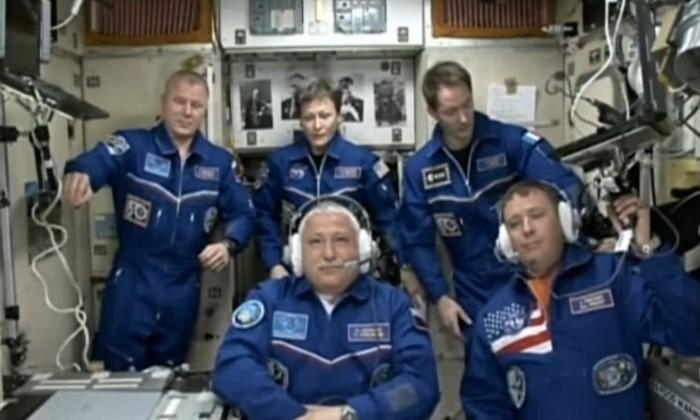 «Союз» с двумя космонавтами на борту успешно добрался до МКС