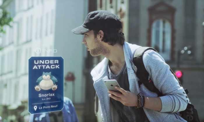 Игроки Pokemon Go снова нашли труп