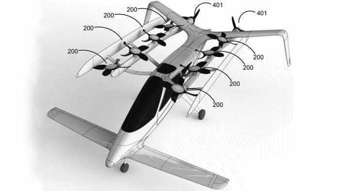 Сооснователь Google Лэрри Пейдж в тайне разрабатывает летающие автомобили