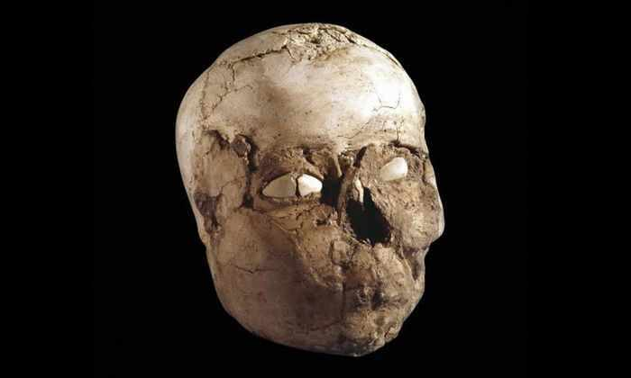 Археологи воссоздали лицо человека, жившего 9500 лет назад