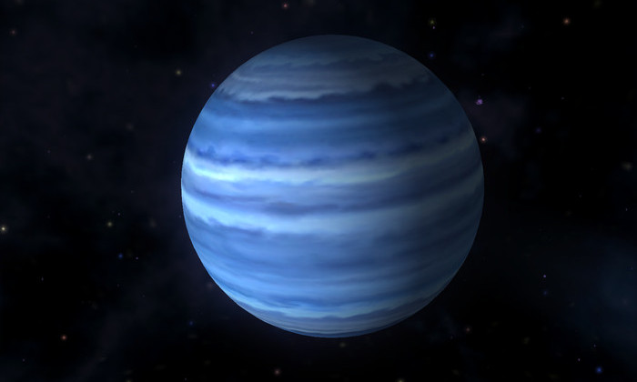 На Нептуне засняли шторм размером с Землю