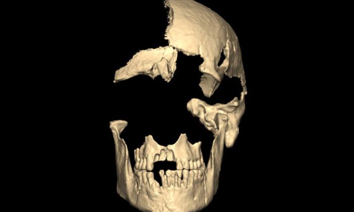 Восстановлено лицо англичанина, жившего 4500 лет назад