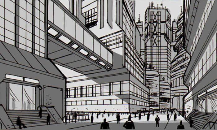 Загляните в будущее: «Через 50 лет вместо стран будет 600 городов»
