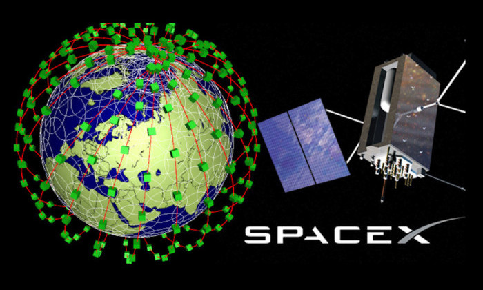 SpaceX назвала сроки запуска высокоскоростного интернета на планете