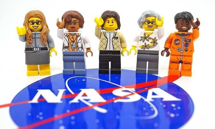 Официально: Lego создаст набор «Женщины в NASA»