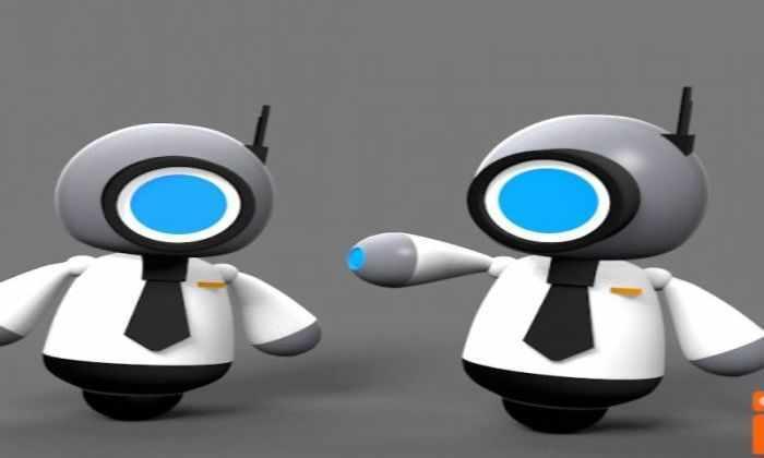 В офисах появятся роботы-надсмотрщики