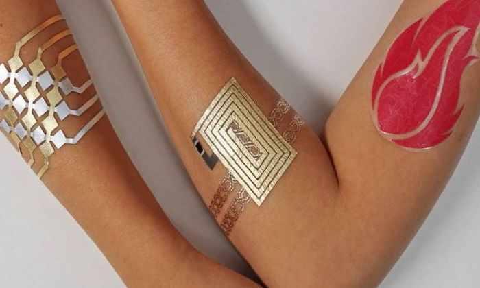 Татуировки от МТИ и Microsoft могут управлять гаджетами