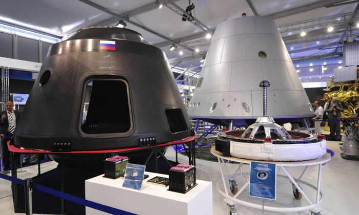«Роскосмос» потратит на создание корабля «Федерация» 60 млрд рублей
