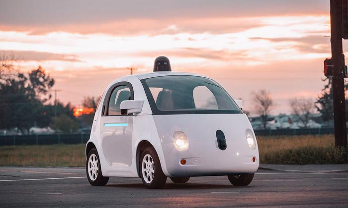 В Калифорнии смягчили правила для беспилотных автомобилей